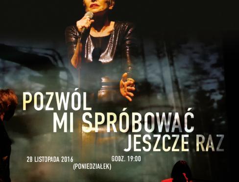 recital Ewy Błaszczyk
