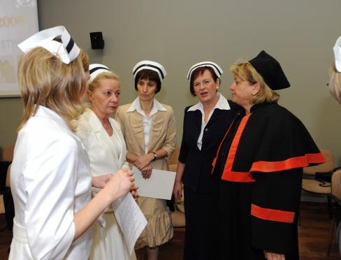 Dyplomatorium Kierunku Pielęgniarstwo 2008