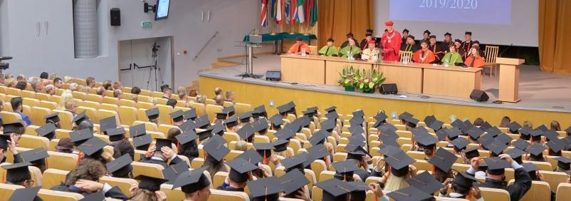 Collegium Medicum - Inauguracja Roku Akademickiego 2019/2020